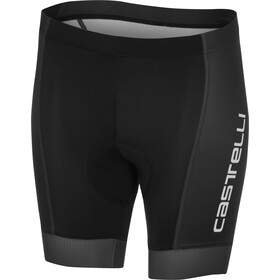Castelli Future Racer Short Enfant, black